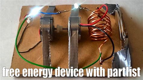 free energy generator easy to build 100 free design