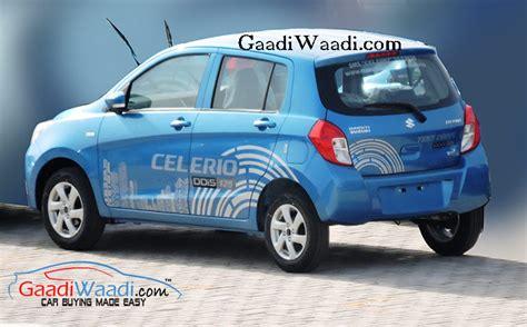 maruti suzuki celerio launch date maruti celerio diesel launch date confirmed 3rd june
