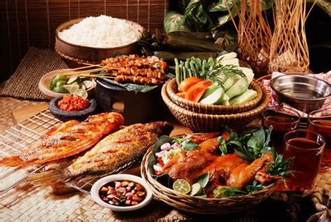 indonesia wedding dinner preparation bandung savoury indulgence on eid crave bits