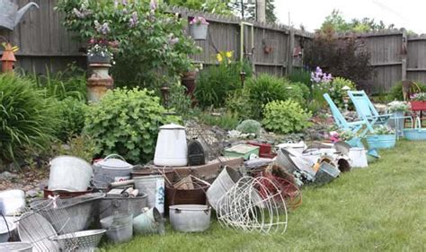 Backyard Junk by Garden Junk Sale