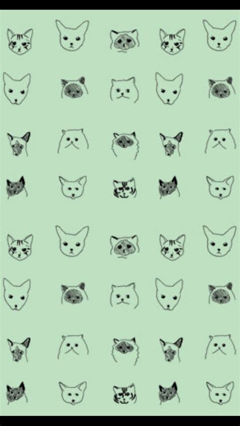 cat pattern types cat backgrounds for computer group 91