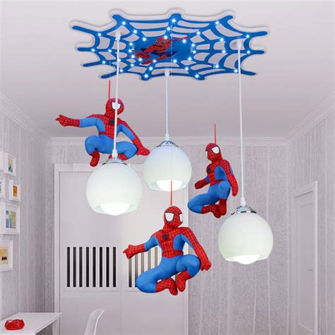 Lighting Fixtures For Boys Room Aliexpress Buy Cool Character Ceiling Children Room Boy Bedroom Lighting