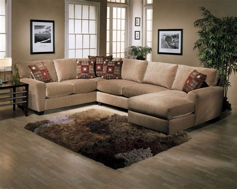 couch u u shaped sectional couch with chaise all about house