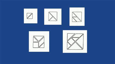 tangram cuadrado conoces el tangram int 233 ntalo