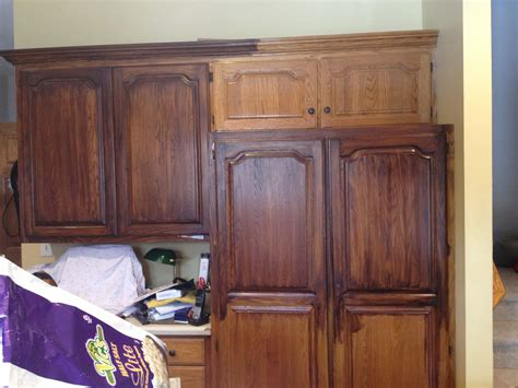 java stain kitchen cabinets general finishes antique walnut and java gel stains my