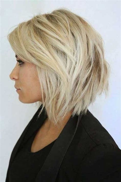 cut sholder lenght hair upside down 30 best inverted bob with bangs bob hairstyles 2017