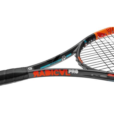 Do Sport Graphene S6 225g Tennis Raket graphene xt radical pro strung tennis racquet