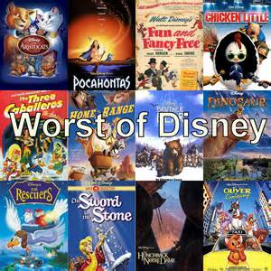 best recent animated the worst of disney reviewing all 56 disney animated