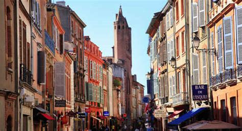 What Colour Is Orange by Toulouse France In The Pink The Good Life France
