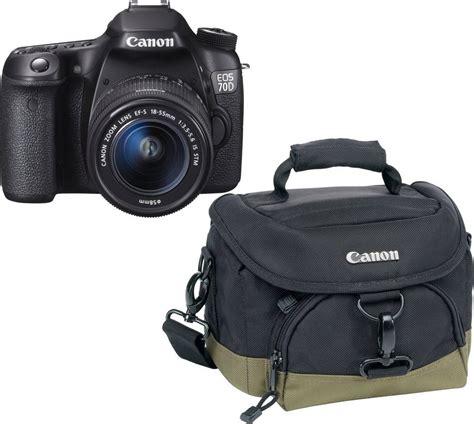 Kamera Canon 70d Termurah canon eos 70d spiegelreflex kamera ef s 18 55 is stm zoom inkl tasche 20 2 megapixel