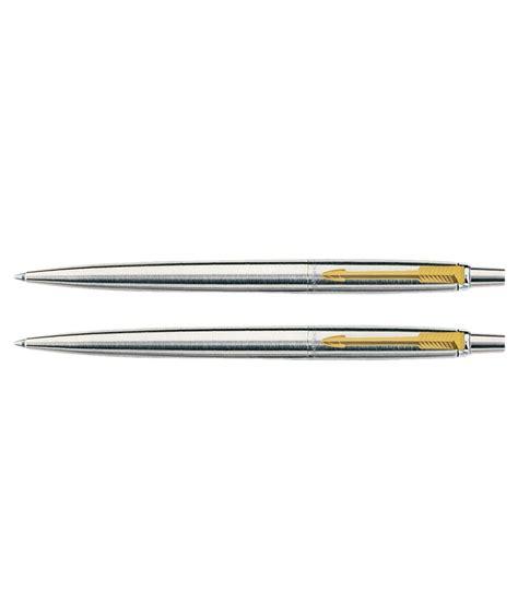 Jotter Ss Gt Pen jotter stainless steel gt pen pack of 2 buy