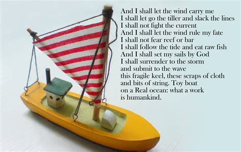 toy boat court of lions - Toy Boat Poem