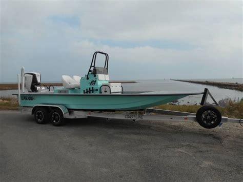 el pescador cat boat 2018 el pescador cat 24 70135 port oconnor boats