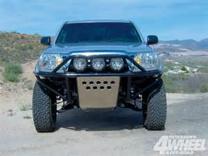 Toyota Tacoma Prerunner Front Bumper Document Moved