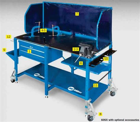 miller welding bench welding bench make it or buy it page 5
