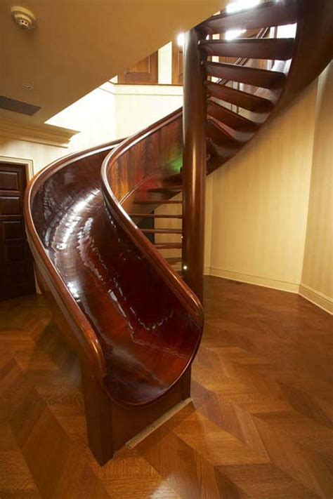 sliding staircase designs   ages
