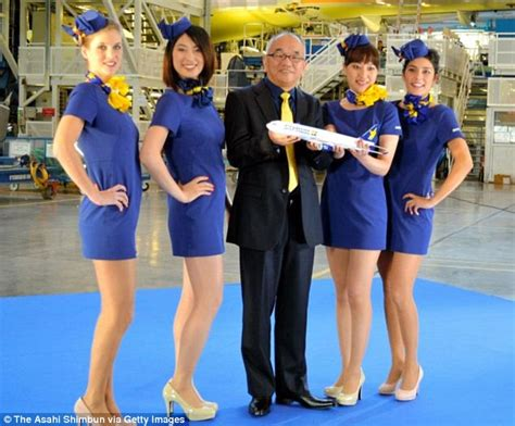commercial star salary world s most outrageous flight attendant uniforms daily