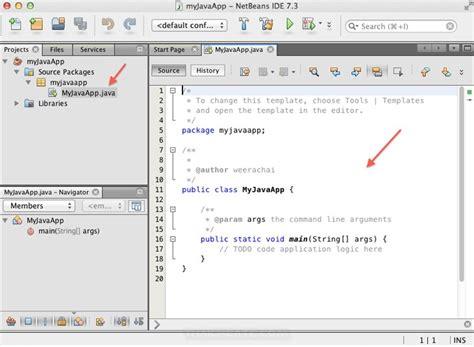 Tutorial Java Mac | การต ดต ง netbeans บนเคร อง mac สำหร บเข ยน java