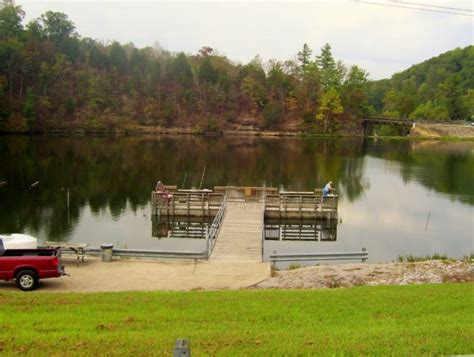 boat dock nashville stocked trout in marrowbone lake the brentwood tn guide