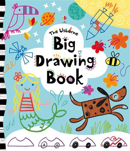 Drawing Books by Big Drawing Book At Usborne Children S Books