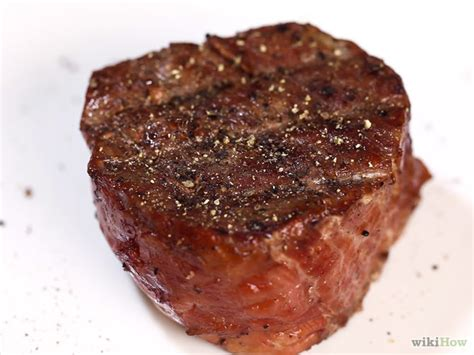 how to grill filet mignon 14 steps with pictures wikihow