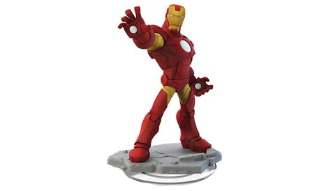 disney infinity figure iron man preowned eb
