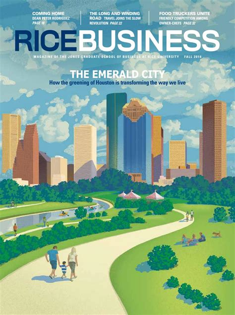 Rice Mba Class Of 2016 by Rice Business Fall 2016 By Rice Business Issuu