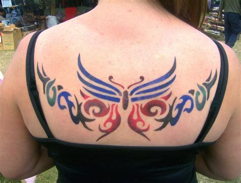 airbrush tattoos as marketing tool expo