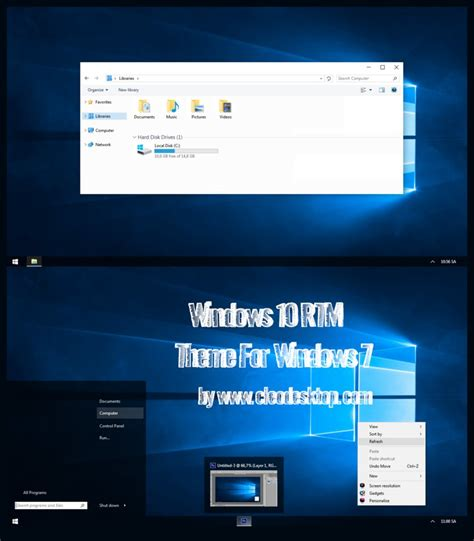 design themes windows 7 win10 thme for win7 skinpack customize your digital world