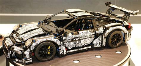 Aufkleber 3b Lego Porsche by Lego Technic Porsche 911 Gt3 Rs 42056 Prototyp Schicker