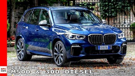 2019 bmw diesel 2019 bmw x5 m50d 30d diesel