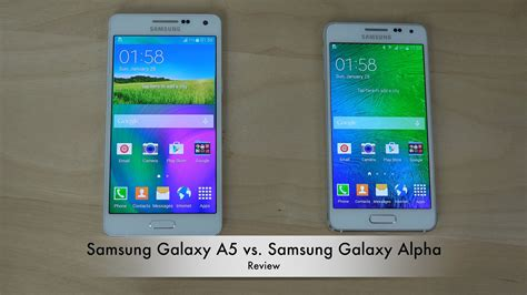 Hp Samsung Alpha A5 samsung galaxy a5 vs samsung galaxy alpha review 4k