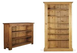 Small Kitchen Sideboard Pine Bookcases Furniture4yourhome