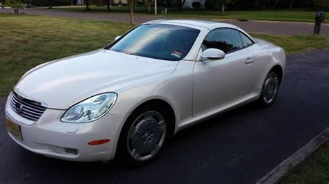 automobile air conditioning service 2003 lexus sc transmission control buy used 2003 lexus sc430 convertible in matawan new jersey united states for us 18 900 00