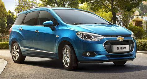 china s chevrolet lova rv minivan breaks cover