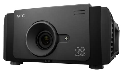 Proyektor Nec Second nec launches next generation digital cinema projector publications