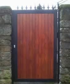 Commercial Handrails Res Single Wooden Gates Gkw Wrought Iron Kent