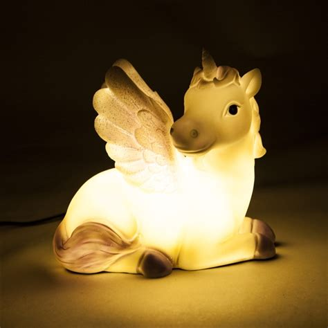 Unicorn Light by Mystical Unicorn Table L Led Light Kawaii Novelty