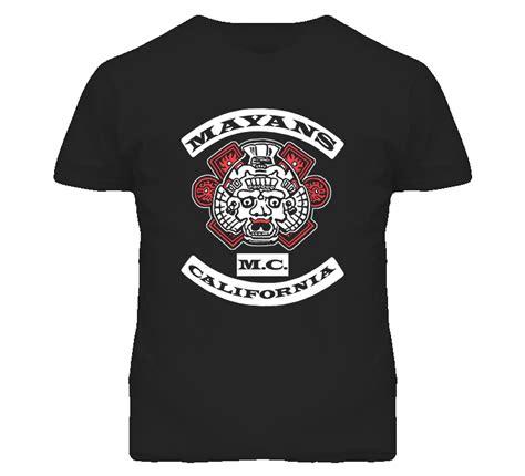 T Shirt Precious Cars Mc soa mayans mc logo california t shirt