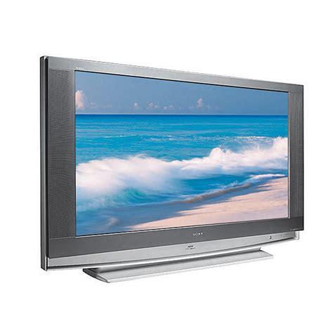 sony wega tv 60 inch l sony grand wega kdf e55a20 55 quot 720p hd lcd television