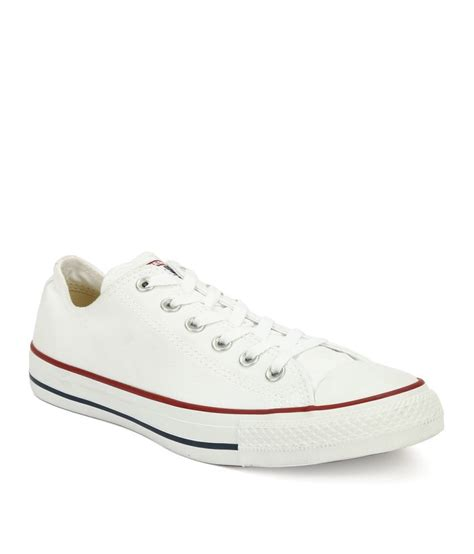 white casual sneakers converse 150768c sneakers white casual shoes buy