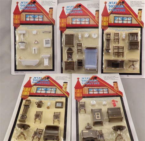 1 4 dollhouse furniture miniature dollhouse furniture 1 4 1 48 quarter scale lot