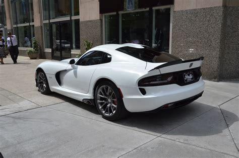 dodge dealers chicago 2014 dodge srt viper gts stock gc1704 for sale near
