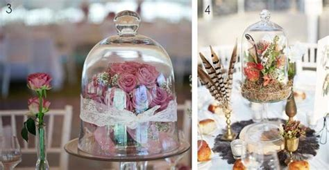 54 best   bell jars & cloches wedding   images on