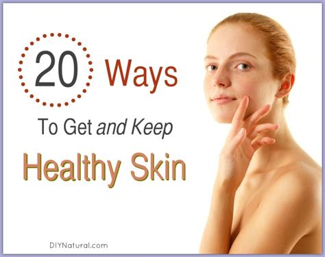 A Few Tips To Get Your Skin In Tip Top Shape by How To Get Clear Skin A Approach To Healthy Skin