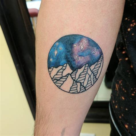 universe tattoos 95 fascinating space ideas the mysterious nature