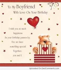 Birthday Card Messages Boyfriend 36 Sweet Boyfriend Birthday Wishes Greetings Pictures