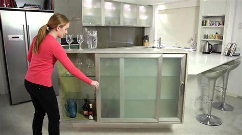 aluminum kitchen cabinet doors aluminium framed cabinet doors