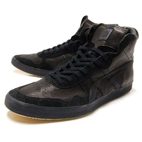 Onitsuka Tiger Mexico Midrunner Deluxe Nippon Made Ready Stock Ori onitsuka tiger オニツカタイガー メンズ スニーカー fabre made ファブレ ニッポン