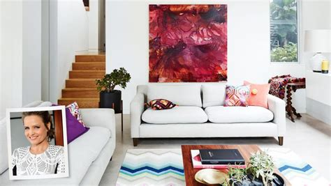 design your home shaynna blaze shaynna blaze s tips for getting creative with cushions